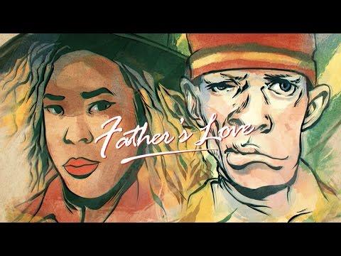 K'reema and Yellowman - Father's Love - Lyric Video