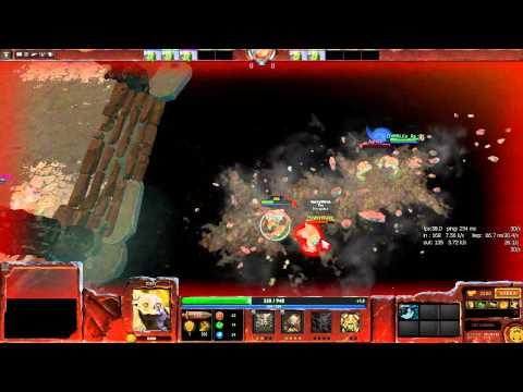 видео: d2ware.net. frota-dota господа.
