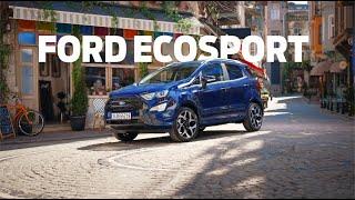 Ford EcoSport   Keşfetmeyi Ertelemene Gerek Yok   Ford TR