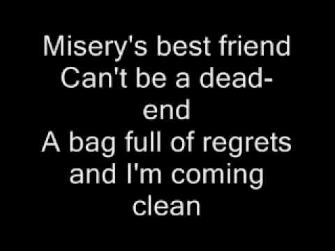 Sum 41- Count your last blessings - Lyrics