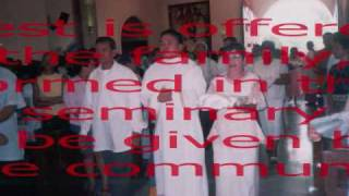 ordination memoirs 2003