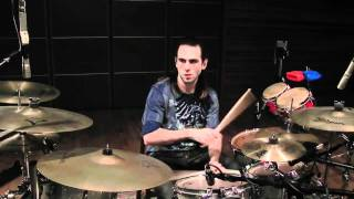 Fede - The Police - Every Little Thing She Does is Magic (Drum Cover) FT. Alvaro Rabaquino on Vocals