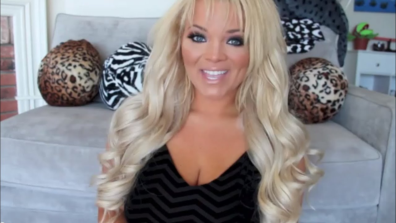 Bombshell Curls Hair Tutorial Youtube