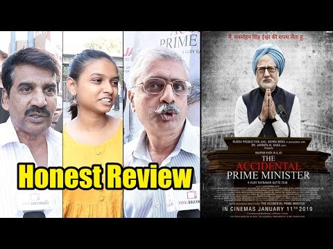 The Accidental Prime Minister HONEST REVIEW | Anupam Kher, Akshaye Khanna