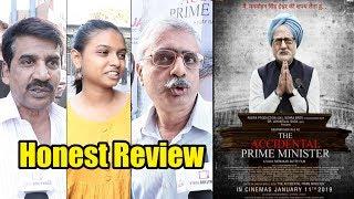 The Accidental Prime Minister HONEST REVIEW | Anupam Kher, Akshaye Khanna