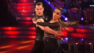 Anita Rani & Gleb Savchenko Tango to