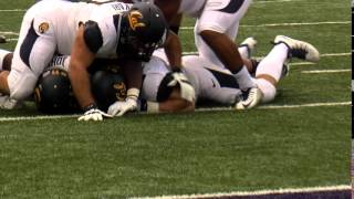 Cal Football: Washington State Pregame Highlight 10/3/15