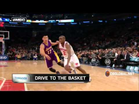 Langston Galloway Beats Jeremy Lin for the And 1