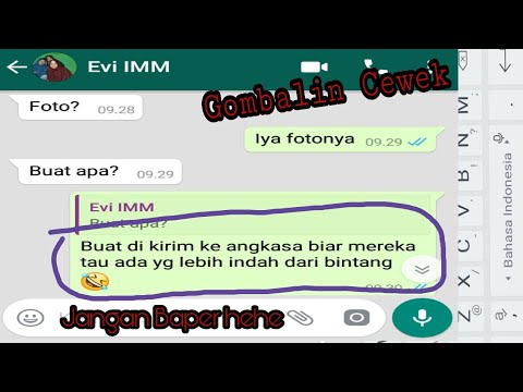 Gombalan Whatsapp Bikin Baper Prat Iii Gombalincewek