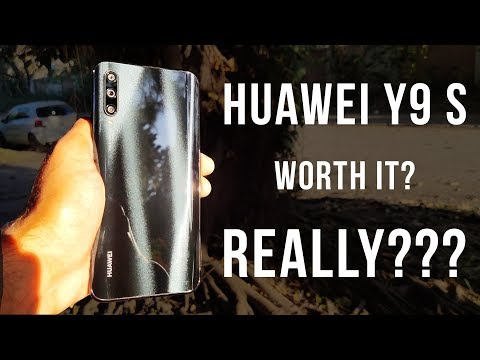 Huawei Y9s complete review - Don't buy before watching!    -     PUBG and Camera Review