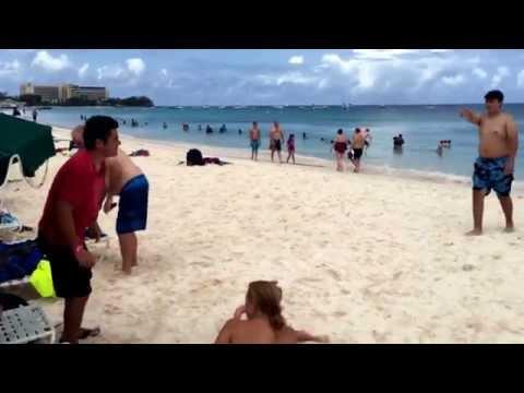 Barbados beach trip