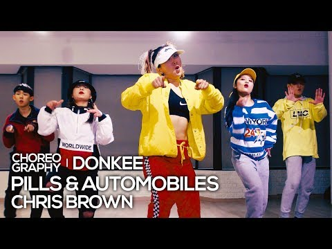 Chris Brown - Pills and Automobiles : Donkee Choreography
