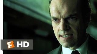 The Matrix (8/9) Movie CLIP - Subway Fight (1999) HD