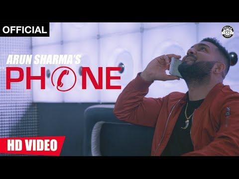 Phone (Full Video) | Arun Sharma | Sirra Beats | Latest Punjabi Song 2017