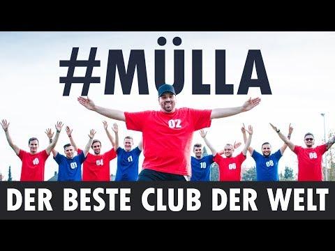 MÜLLA - Der Beste Club Der Welt (Offizielles Musikvideo)