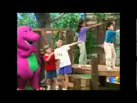 Barney Music Video (Big and Little Remix)