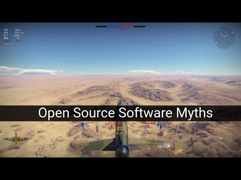 3 Myths about Free & Open Source Software