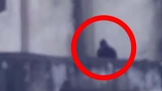 TOP 3 GHOST SIGHTINGS CAUGHT ON TAPE | SCARY HAUNTED PLACE GHOST REAL