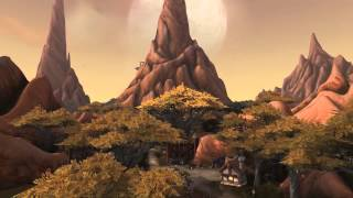 World of Warcraft: Warlords of Draenor - Spires of Arak Flythrough Video