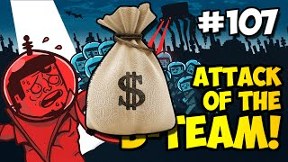 Minecraft: GRAND OPENING w/ PUNGENCE - Attack of the B-Team Ep. 107 (HD)