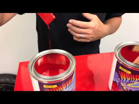 Is Your Paint Too Thick?