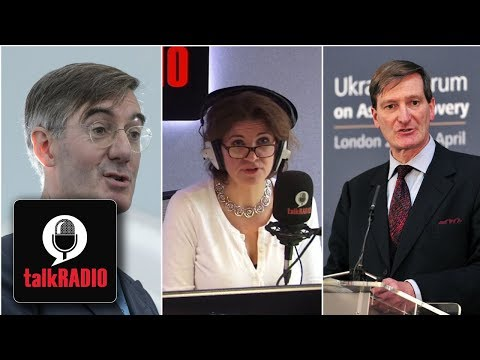 Julia Hartley-Brewer: MPs Jacob Rees-Mogg and Dominic Grieve discuss customs union vote