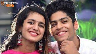 Priya Prakash Varrier LIVE With Boyfriend Roshan Abdul | Bollywood Live