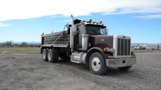 1989 Peterbilt 379 Dump Truck