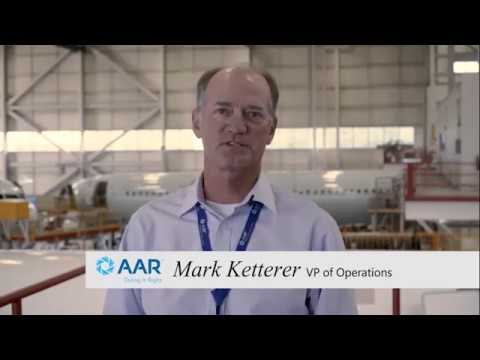 AAR Airframe Services Duluth & Lake Superior College Team Up