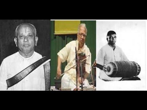 Ariyakudi Ramanuja Iyengar-Varnam-Begada
