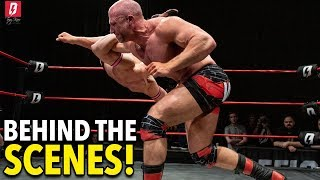 The Truth Behind My Latest Wrestling Match!!