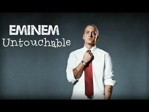 Eminem - Untouchable (Lyrics) HD