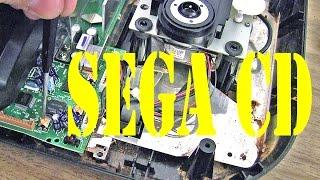 SegaCD model 2 - laser replace and adjust