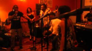 Go(s) Band (4-18-2015) - Set 2 - Spirit Check / Blessed (Gospel Gogo)
