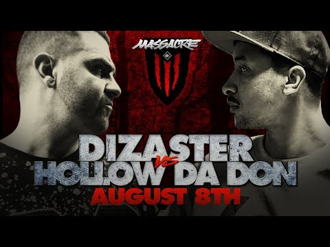 KOTD - Dizaster vs Hollow Da Don (Release Trailer)