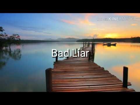 Imagine Dragons BAD LIAR/deutsche übersetzung