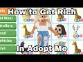How to get RICH in Adopt Me // *EASY METHOD* // Adopt Me Trading