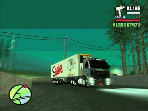 GTA San Andreas - Scania 112HW Pente na turbina (By Italo Nunes 2013) by  Igor Nunes