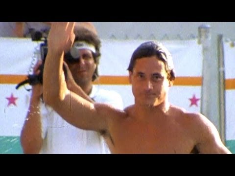 Greg Louganis Becomes Olympic Diving Icon- Los Angeles 1984 Olympics