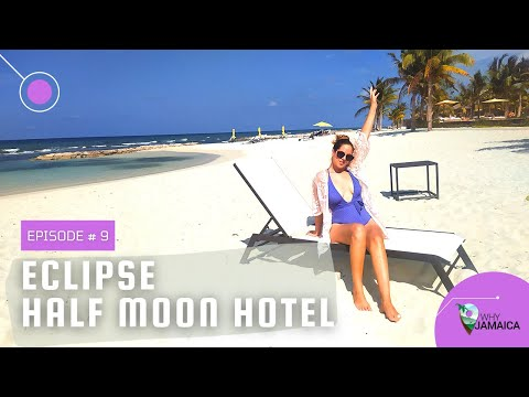 VACATE IN LUXURY AND STYLE –'ECLIPSE' | WHY JAMAICA EP 9