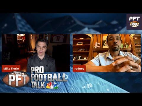 PFTPM: Rodney Harrison talks Cam Newton, NFL season's obstacles (FULL EPISODE) | NBC Sports
