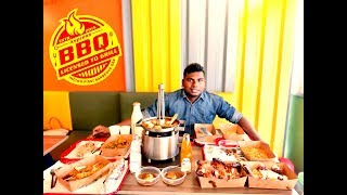 AXPRESS BBQ | OMR | FOOD REVIEW | BEST BBQ IN CHENNAI |