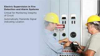 Gambar cover Electric Fire Alarm System Components