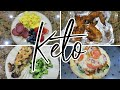 Girl I am LOSING WEIGHT! Keto Breakfast Lunch and Dinner Ideas ????