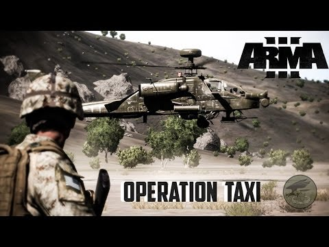 Operation Taxi: Tracers in the Night