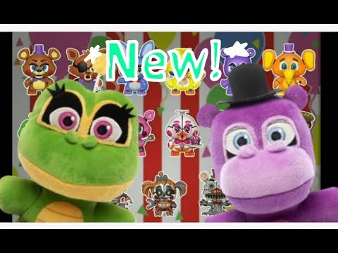 NEW! MR  HIPPO AND HAPPY FROG PLUSH!
