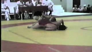 1988 Espoir World Cup: 62 kg Magomed Azizov (USSR) vs. Chuck Barbee (USA)