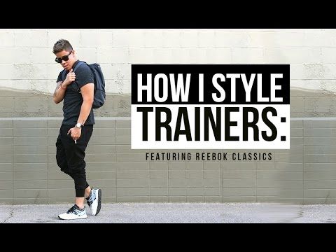 reebok classic fashion men