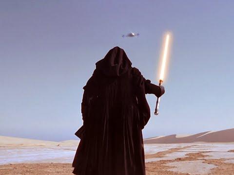 Darth Maul vs Qui-Gon Jinn on Tatooine HD