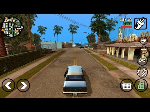 Download Gta San Andreas Apk 2018 Hd Latest Version 1 09 Apk Data Youtube